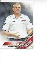 2016 Topps Series 2 First Pitch Spencer Stone Washington Nationals #FP 9