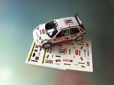 DECAL CALCA DECALC 1 43 CITROEN SAXO S1600  N°79 Rally WRC MONTE CARLO 2006