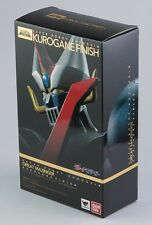 BANDAI KUROGANE FINISH 14CM GREAT MAZINGER SUPER ROBOT CHOGOKIN SRC DISPONIBILE