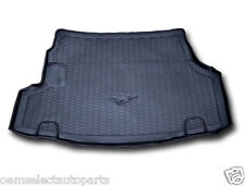 OEM NEW 2010-2013 Ford Mustang CARGO LINER- Black Tray Mat Protector- W/O SUB