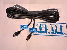 Kabel mt. 4,5 CD Changer Alpine Ai-net, Jvc J-link, Sony Uni-link in 3 versionen