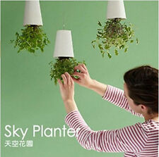 Sky Planter Upside Down Plant Pot flower Pot hanging flower pot and planter gift