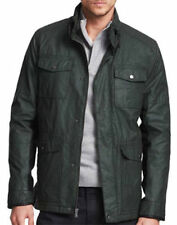 Kenneth Cole New York Men's XL NWT $275.00 Jacket Coat Warm Cotton Military NICE