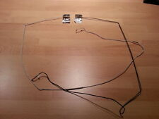 Antenne WIFI per HP Compaq 6730b 6735b antennini + cavi flat cable cavo wireless