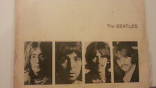 THE BEATLES white album 75 ISRAEL ONLY  ISRAELI LP red labels/pictures cover
