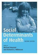 Social Determinants of Health (2005, Paperback, Revised)