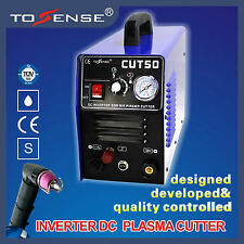 pilot arc 110v/220v 50 Amps plasma cutter, plasma cutting machineCUT-50P, CUT50P