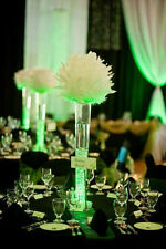 White Large Feather Balls/Centerpieces Ball/Wedding Balls  16 inch(GA,USA)