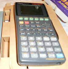 Casio FX-7700GE  Power Graphic Calculator Icon menu program-link