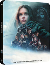 Star Wars Rogue One 3D / 2D  Steelbook from the UK New  This is PRE-ORDER
