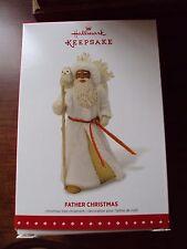 Hallmark 2015 Keepsake Christmas Ornament ~ Father Christmas ~ Series Owl