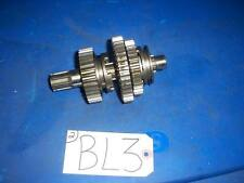 LT400F EIGER 400 TRANSMISSION MAIN DRIVE SHAFT WITH GEARS SET ASSEMBLY