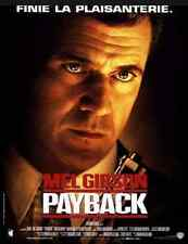 Bande annonce 35mm trailer 1999 PAYBACK Mel Gibson Gregg Henry David Paymer