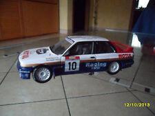 BMW M3 TOUR DE CORSE 1987 B.BUGUIN J.J. LENNE  - SCALA 1:43 - COME NUOVO