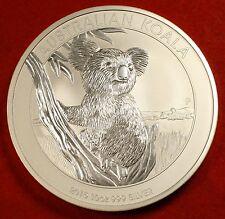 2015 10 OZ AUSTRALIAN KOALA DESIGN .999% SILVER ROUND BULLION COLLECTOR COIN