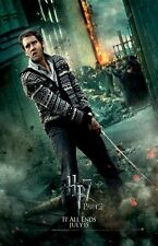 Harry Potter movie poster - Deathly Hallows, Neville Longbottom - 11 x 17 inches