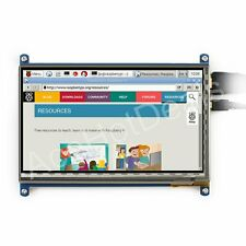 7 inch HDMI LCD 800x480 Capacitive Touch Screen LCD Raspberry Pi 2/3 Banana Pi