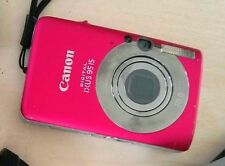 Canon IXUS 95 IS / PowerShot Digital ELPH SD1200 10.0MP + 1GB + Etui - Rot