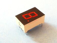 10 LED Light Red 1 Digit 7 Seven Segment Anod Common 10 Pin Numeric Display ROHM