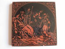 ANTIQUE VICTORIAN MINTON HOLLINS TILE FROM THEIR RELIGIOUS SERIES