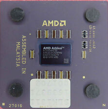 Processeur  AMD Athlon 1300  A1300AMS3B Collection Old Cpu Vintage Testé OK