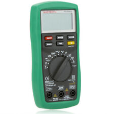 MASTECH MS8221C Digital Multimeter Auto Range DC/AC Voltage Current Tester Meter