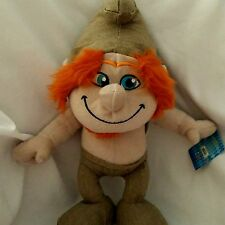 "THE SMURFS MOVIE 2 Stuffed Plush HACKUS 12"" Kelly Toy Dolls"