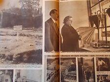 """""""7 JOURS"""" novembre 1941 / Pélissier CARQUEIRANNE (83), Jeanne BERRET, HUNTZIGER"""