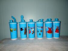 Tupperware Holiday Hangout Tumblers~New~Great for Gift!!!!! Set of Six Tumblers!