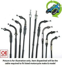 New Suzuki TS 100 ERZ 1983 100cc Throttle Cable / Pull Cable