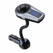 BLUETOOTH HANDS FREE CAR KIT FM TRANSMITTER PERFECT FOR LOUD TRUCK LORRY VAN
