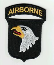 Patch para US 101st AIRBORNE  WWII Normandie - REPRO
