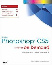 Adobe Photoshop CS5 on Demand-ExLibrary
