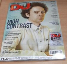 DJ Monthly Mag SEP 2016 High Contrast; Drum & Bass, Sigma, Eli Escobar +Download