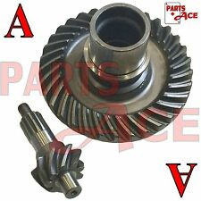 YAMAHA RHINO 660 REAR DIFFERENTIAL DIFF REBUILD KIT RING AND PINION GEAR 04-07