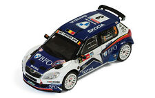 Skoda Fabia S2000 #3 F.Loix Winner Ypres Rally 2011RAM478 IXO 1:43