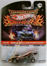 1977 '77 CHEVY CORVETTE MONGOOSE MCEWENS ENGLISH LEATER HOT WHEELS DIECAST RARE