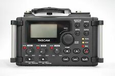 Tascam DR60D Portable Audio Recorder Designed DSLR Camera 4 Track New Dealer