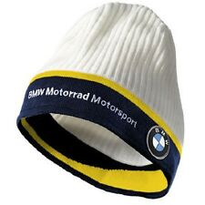 BMW Goldbet Motorrad Italia WSBK Team Beanie - New - Official Merchandise
