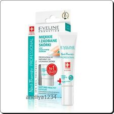 Professional Nail Conditioners EVELINE Nail SOFT AND HEALTHY CUTICLES