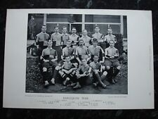 RARE Original Famous Footballers, #137 Harlequins Rugby Team 1895 - 96
