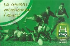 CARTE POSTALE - RUGBY : COUPE D' EUROPE - H CUP / POSTCARD