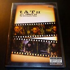 "Rare! T.A.T.U. ""All About Us"" PROMO Music Video DVD 2005 Uncensored INTR-11548-9"