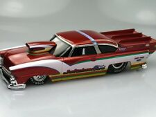 '55  FORD Crown Vic ProMod SLOT CAR DRAG BODY ...Unpainted body !