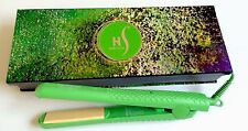 Herstyler flat iron , Green Colorful Seasons 7 Hair Straightener