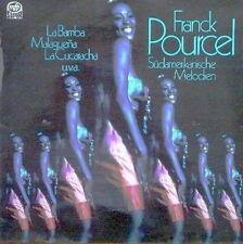"""12"""" Franck Pourcel Südamerikanische Melodien (La Bamba, La Cucaracha) 70`s"""