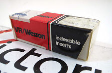 New Open Box VR/Wessen SNMG 322E Indexable Inserts 10 Count (Square)