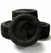 TY-003 1/10 Scale Off Road Monster Truck Tyre Tire Black x 4 115mm x 55mm V3