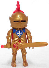 GOLDENER RITTER - GOLD KNIGHT EXCLUSIV FIGUR LIMITED EDITION PLAYMOBIL zu 6000