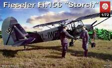 FIESELER Fi 156 STORCH ('LEGION CONDOR' & LUFTWAFFE MARKINGS) 1/72 PLASTYK